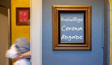 Freiwillige Corona Abgabe statt Preiserhöhungen